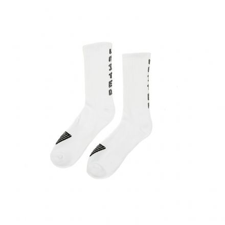 United Logo Sock White